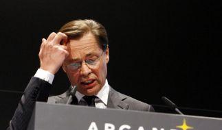 Insolvenzverwalter vs. Middelhoff: Streit wird schärfer (Foto)