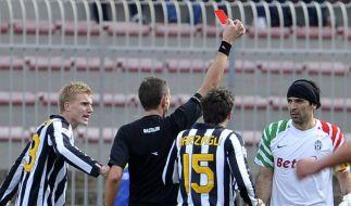 Inter bereit für Duell mit Bayern - Rot für Buffon (Foto)