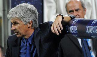 Inter-Coach gegen AS Rom gehörig unter Druck (Foto)