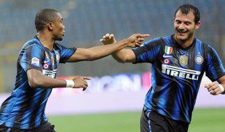 Inter Mailand siegt erneut - Neapel enttäuscht (Foto)