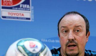 Inter Mailand trennt sich von Trainer Benitez (Foto)