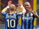 Inter Mailand wahrt Mini-Titelchance (Foto)