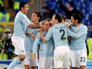Inter verliert Spitzenspiel - 1:3 bei Lazio (Foto)