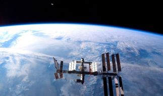 Internationale Raumstation ISS (Foto)