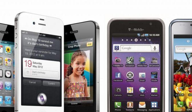 Internes Papier belastet Samsung im Patentprozess mit Apple (Foto)