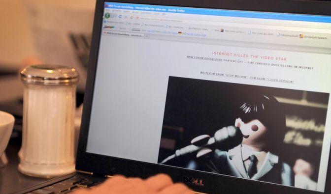 Internet-Ausstellung zum Phänomen Musikvideo (Foto)