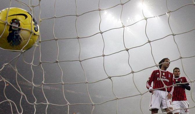 Inters Derby-Sieg frustriert genervten AC Mailand (Foto)