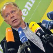 Stress pur in der Hauptstadt: Jürgen Trittin (Grüne) ist nur einer von vielen, die den Job mit dem Verlust der Gesundheit bezahlt haben.