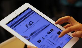 iPad verursacht 1 Prozent des Web-Datenverkehrs (Foto)