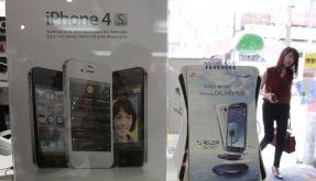 iPhone oder Galaxy? Wenn es nach Apple geht, dürfte es das Samsung Galaxy gar nicht geben. (Foto)