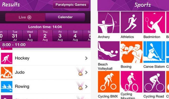 iPhone und iPad-Charts: Olympia als Gratis-App beliebt (Foto)