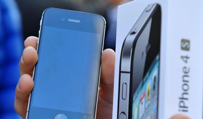 iPhone-Verkäufe unter Erwartungen (Foto)