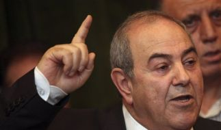 Irak-Wahl (Foto)