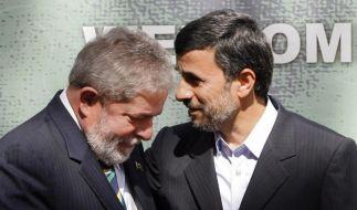 Iran bereit zur Urananreicherung im Ausland (Foto)