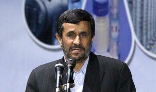Iran feiert Nukleartechnik - Verwirrung um Ölexporte (Foto)
