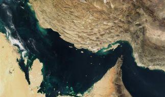 Iran relativiert Blockade-Drohung (Foto)
