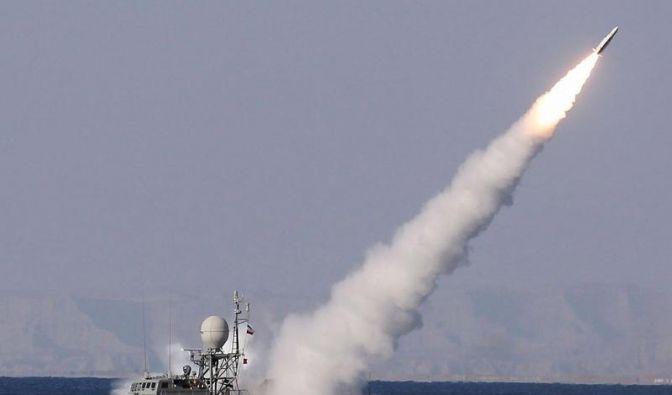 Iran testet Marschflugkörper im Persischen Golf (Foto)