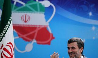Iran weist Forderungen vor Atomverhandlungen zurück (Foto)