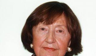 Irina Korschunow wird 85 (Foto)