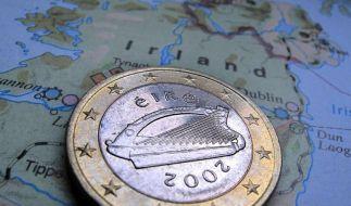 Irland unter Rettungsschirm: Jetzt geht es um Details (Foto)