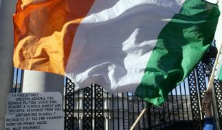 Irlands Konjunktur eingebrochen (Foto)