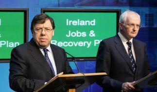 Irlands Regierung bricht auseinander (Foto)