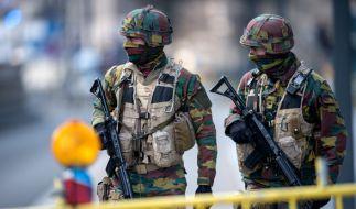 IS bekennt sich zu den Anschlägen in Brüssel. (Foto)