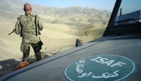 Isaf-Soldaten (Foto)