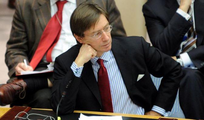 Ischinger: Ständigen Sitz im Sicherheitsrat abhaken (Foto)