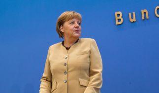 Islamfeindliches Video: Merkel  mahnt zu Mäßigung (Foto)