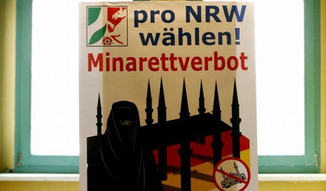 Islamisten-Mordaufruf gegen Pro NRW und Journalisten (Foto)