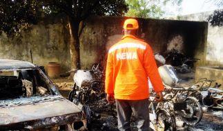 Islamisten-Terror in Nigeria: Mehr als 190 Tote (Foto)