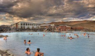 Island, Land der heißen Quellen - wie hier in Myvatn im Nordosten des Landes. (Foto)