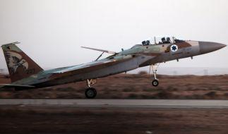 Israel schließt einen Militärschlag gegen den Iran nicht aus. (Foto)