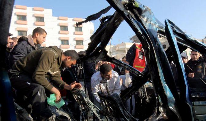 Israel tötet Palästinenserführer - 15 Tote bei neuer Gewalt (Foto)