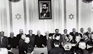 Israel Unabhängigkeit (Foto)