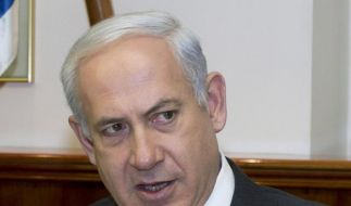 Israel und Palästinenser bekräftigen Friedenswillen (Foto)