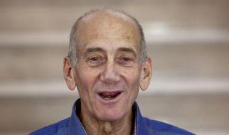 Israel verurteilt erstmals einen Ex-Regierungschef (Foto)