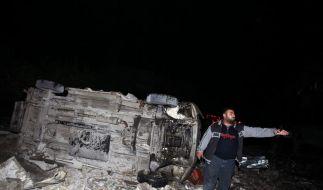 Israelische Luftangriffe auf den Gazastreifen (Foto)