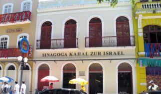 «Israels Fels»: Älteste Synagoge Amerikas (Foto)