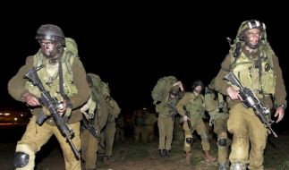 Israels Gaza-Bodenoffensive wird nicht rasch enden (Foto)