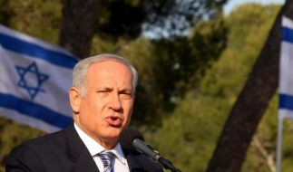 Israels Ministerpräsident Benjamin Netanjahu (Foto)