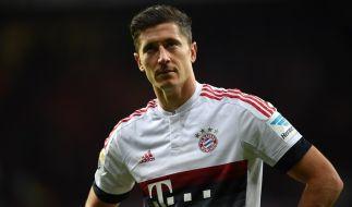 Ist Bayerns Star Robert Lewandowski bereits auf dem Absprung? (Foto)