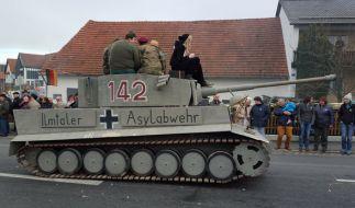"""Ist die """"Ilmtaler Asyl-Abwehr"""" Volksverhetzung oder Satire? (Foto)"""