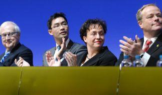 Ist die Zeit für FDP-Parteichef Rösler bereits abgelaufen? (Foto)