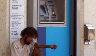 Ist die Euro-Schuldenkrise noch beherrschbar? Experten melden ernste Zweifel an. (Foto)
