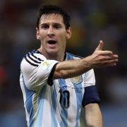 Taktik-Professor: Messi beschränkt Argentinien! (Foto)