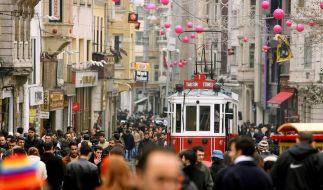 Istanbul Istiklal-Caddesi (Foto)