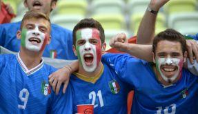 Italien ist heiß auf das Viertelfinale bei der EM 2012 gegen Deutschland. (Foto)