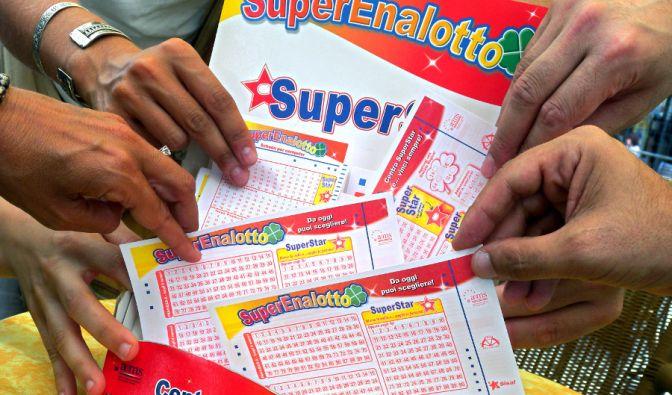 Italien im Lotto-Fieber: Im Jackpot sind 115,9 Millonen Euro.  (Foto)
